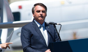 CCP Virus Updates: Bolsonaro Tells Brazilians to Stop 'Whining' as Nation Sees Record Deaths