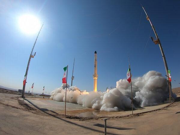 Iran Satellite Carrier Rocket