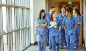 Nursing Schools See Enrollment Bump Amid Pandemic