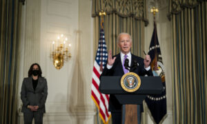 Biden Proclaims 'Racial Equity' as Goal 'Of the Whole of Government'