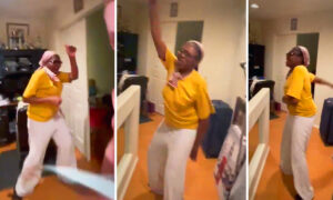 Working Mom From Nigeria Passes Bar Exam, and Her Happy Dance Goes Viral on Twitter
