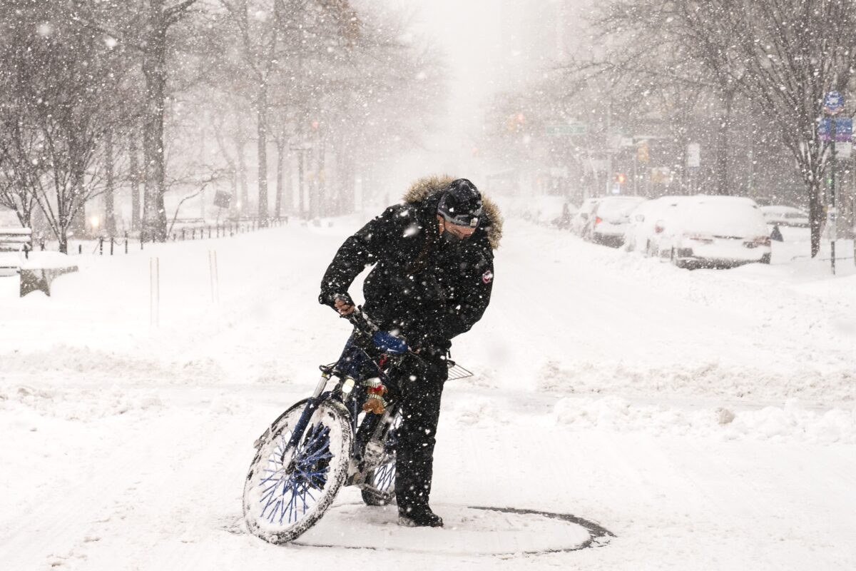 Winter Weather New York