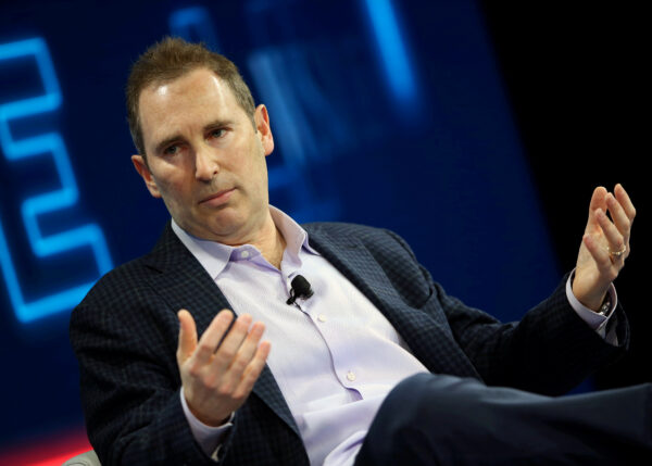 Andy Jassy, CEO Amazon Web Services