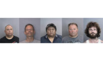 Orange County DA Charges Five Men in Human Trafficking Bust