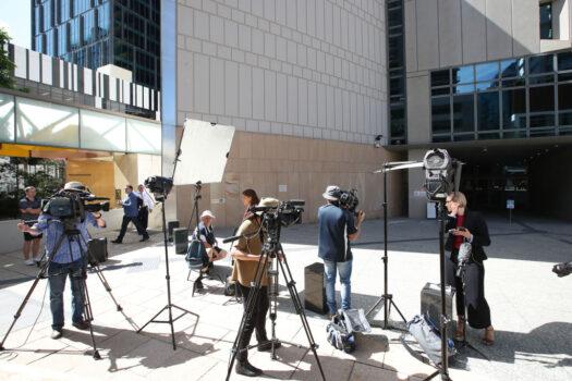 Australian Media Plead Guilty in George Pell Contempt Trial