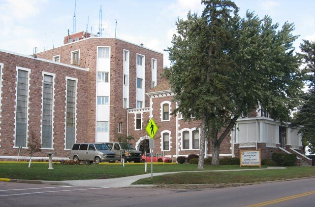 A view of the South Dakota State Penitentiary in Sioux Falls, S.D., on Oct. 10, 2009. (CC3.0/Wikimedia Commons)