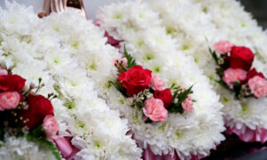 'COVID-19 Is Real': London Funeral Director