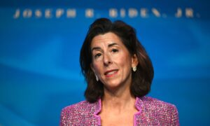 US Senate Confirms Raimondo to Head Commerce Department