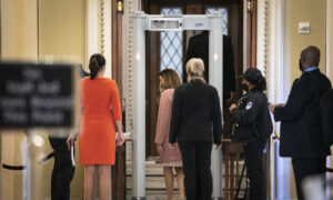 Congress Ramps Up Security Measures as House Votes for Fines for Metal Detector Non-Compliance
