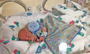 Preemie Weighing Less Than 2lb Beats E.coli, Sepsis, and COVID-19 in First 2 Months of Life