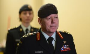 Military Police Investigating Misconduct Allegations Against Vance, Defence Department Confirms
