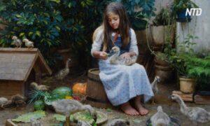 Pure Beauty: 'Milena's Friends'