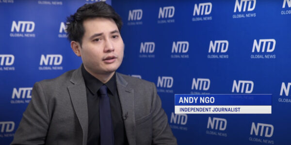 Andy Ngo on What Antifa Wants; The Future of California | The Nation Speaks
