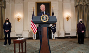 Biden Says He's Prepared to Move Ahead with COVID Relief Without Republican Support
