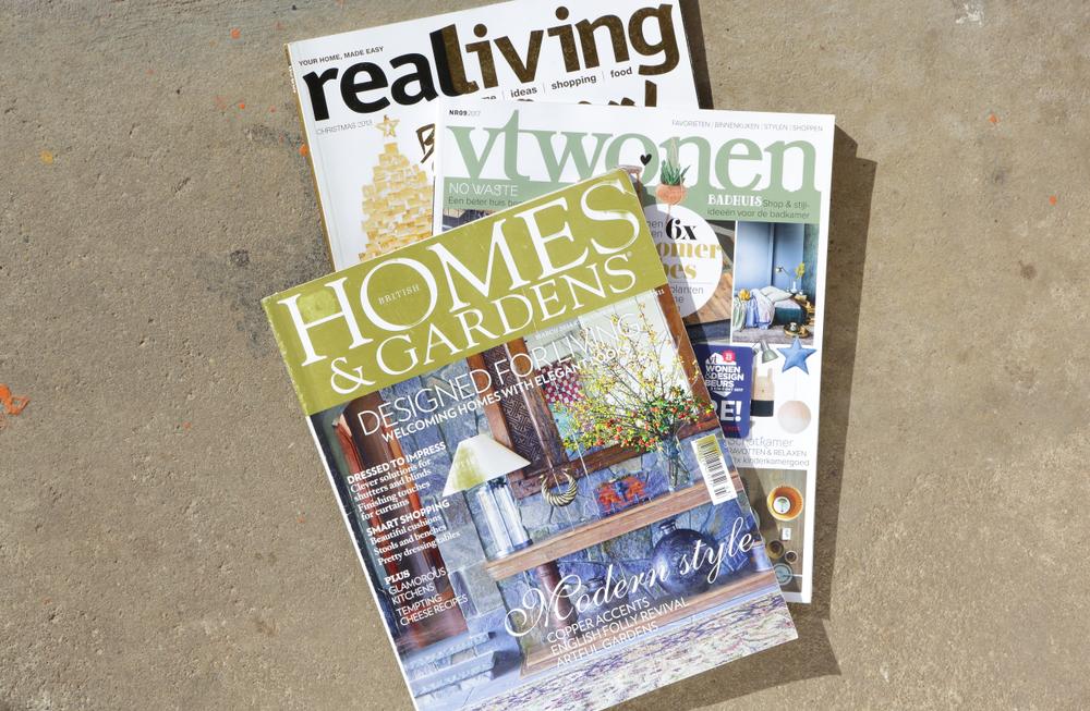 Ameland,,Holland,-,1,April,2017.:,Magazine,Vtwonen,,Real,Living