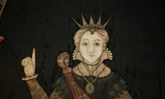 Remarkable English Renaissance Wall Hangings: 'The Noble Women'