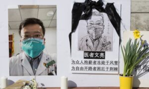 Wuhan Residents, Intl Groups Pay Tribute 1 Year After Chinese Whistleblower Doctor's Death