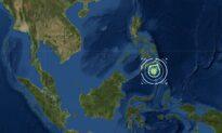 Strong 6.0 Magnitude Earthquake Rocks Philippines' Mindanao Island