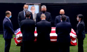 FBI Gathers to Honor Agent Slain While Working Child Pornography Case