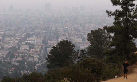 No-Burn Order in Effect Over Much of Southland