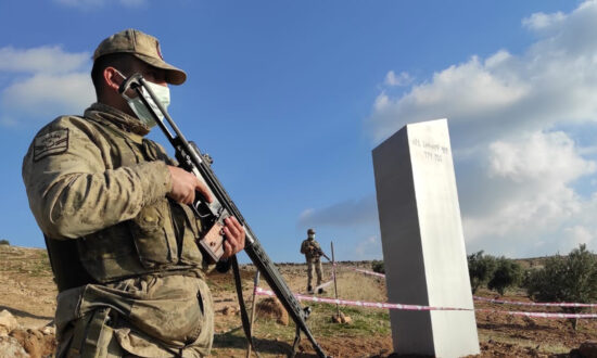 Mystery Metal Monolith Turns out to Be Turkish Government Gimmick