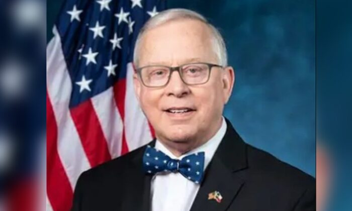 Rep. Ron Wright (R-Texas) had been undergoing treatment for cancer since 2018 and later tested positive for COVID-19. (House of Representatives)