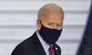 Biden: America Will Not Lift Sanctions Unless Iran Stops Enriching Uranium