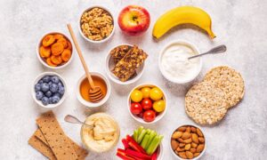 Healthy Snacks for When You're on the Go
