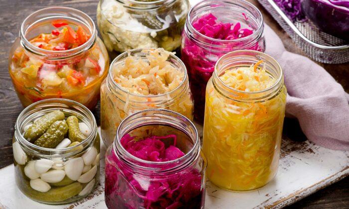Interest in fermented foods has soared. (Tatjana Baibakova/Shutterstock)