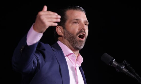 Trump Jr.: Impeachment Push Is a Waste of Time and Reflects a Double Standard