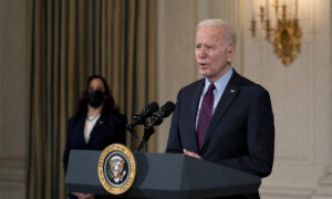 Democrats Propose $3,600 per Child Tax Credits in Biden Relief Package