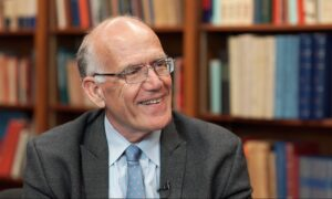 Exclusive: Victor Davis Hanson on Impeachment and the 'Cancer' of Woke Ideology