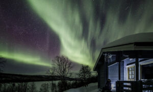 Nature's Brightest Show: The Northern Lights in Finland