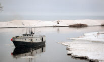 26 Rescued From Ice Floe in Lake Superior Off Minnesota