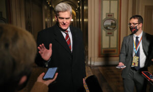 Louisiana Republican Party 'Profoundly Disappointed' After Sen. Cassidy's Vote in Impeachment Trial
