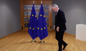 EU's Barnier: UK Must Accept What Brexit Means, Deal on Northern Ireland