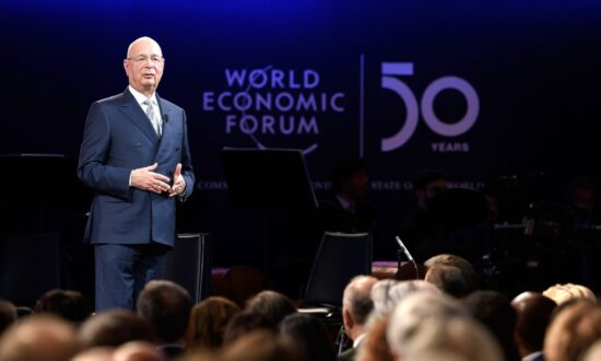 Missing From the WEF's Great Reset: A Moral Compass