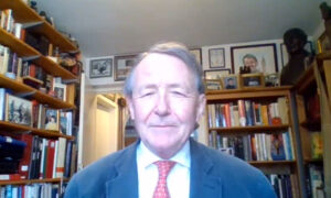 Legitimacy of Trading With Genocidal Countries Is the Battle of Our Times: Lord Alton
