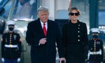 Melania Trump Announces Creation of Personal Office