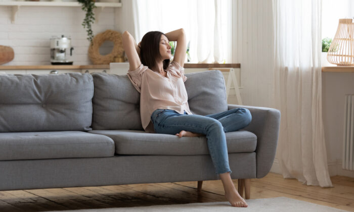 The peace and clarity that result from decluttering make the effort to overcome resistance and take action well worth it. (fizkes/Shutterstock)