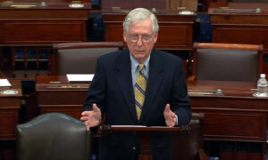 McConnell: Republicans Will Block Democrats' Agenda This Month