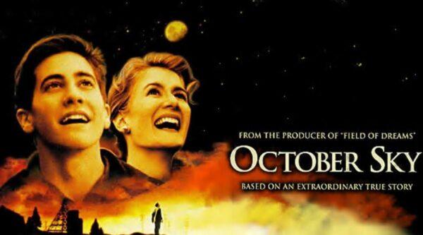 october sky poster