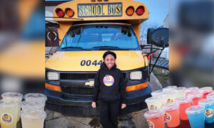 10-Year-Old Entrepreneur Buys Bus to Upgrade His Lemonade Stand Into a Food Truck