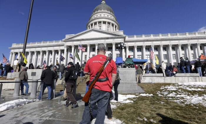 Utah Governor Signs Bill Allowing Concealed Carry of Firearm Without Permit