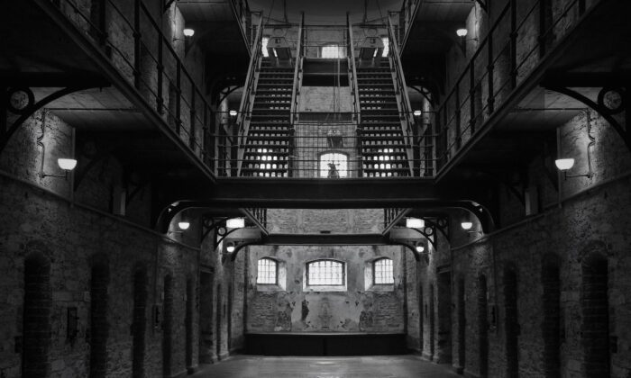 Picture of prison (Tracy Lundgren/Pixabay)