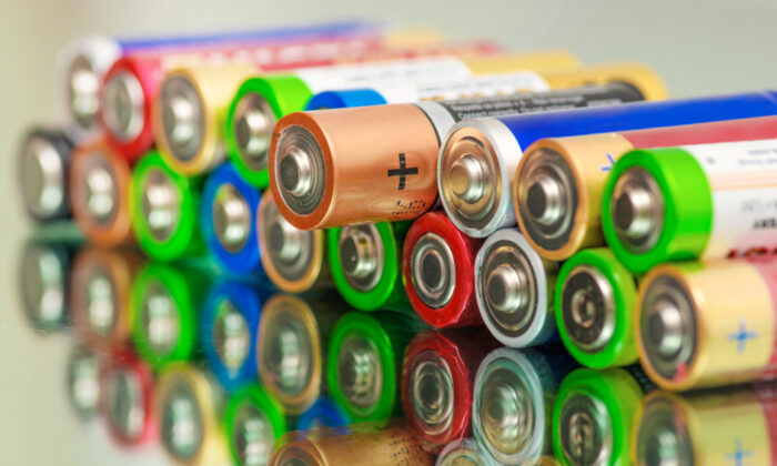 Know how to buy, store, and dispose of batteries. (mariva2017/Shutterstock)