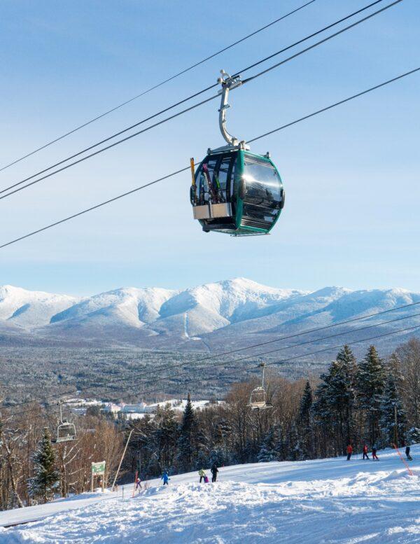Gondola at Bretton Woods