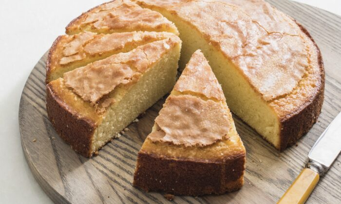 Because this cake is made with liquid fat instead of solid, it will keep longer than its butter-based counterparts. (Catrine Kelty)