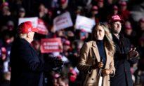 Trump Insiders Confident Lara Trump Will Win If She Runs for US Senate in North Carolina