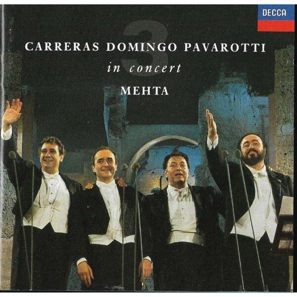 Three tenors album 1990